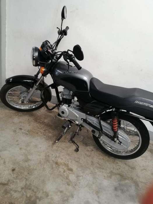 MOTO BOXER-S