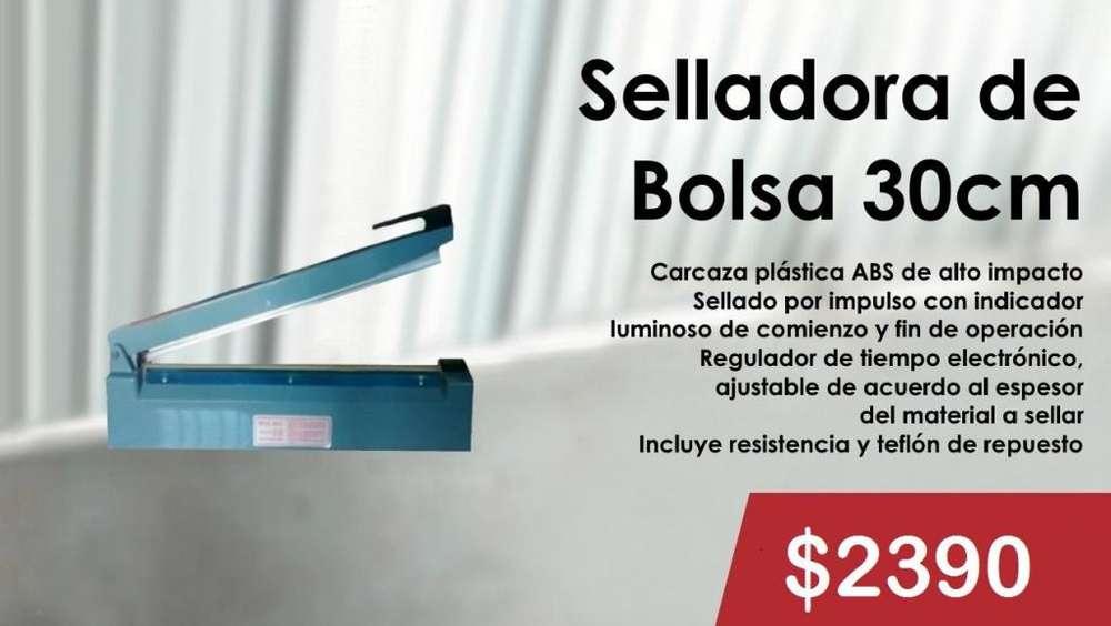 SELLADORA DE BOLSA 30 CM