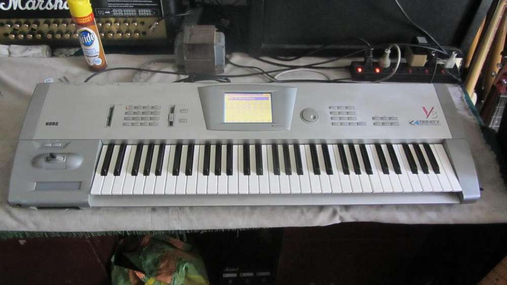 Korg Trinity V3 Workstation