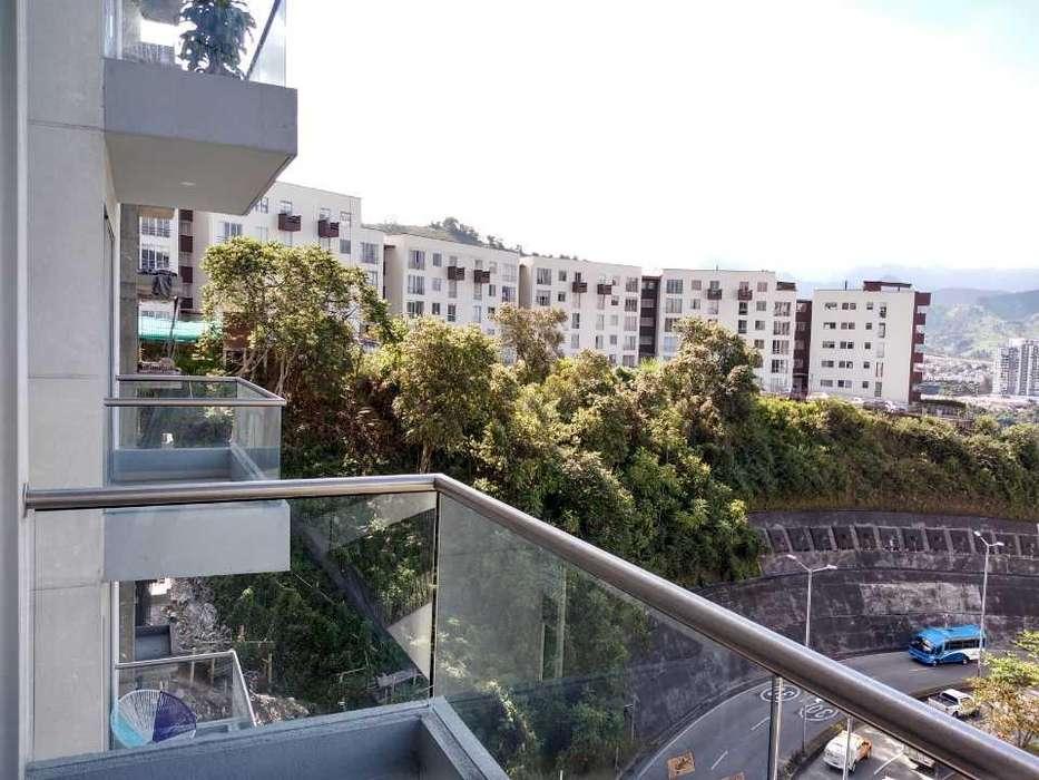 Apartamento Amoblado 3 alcobas El Trébol Manizales - wasi_1428961