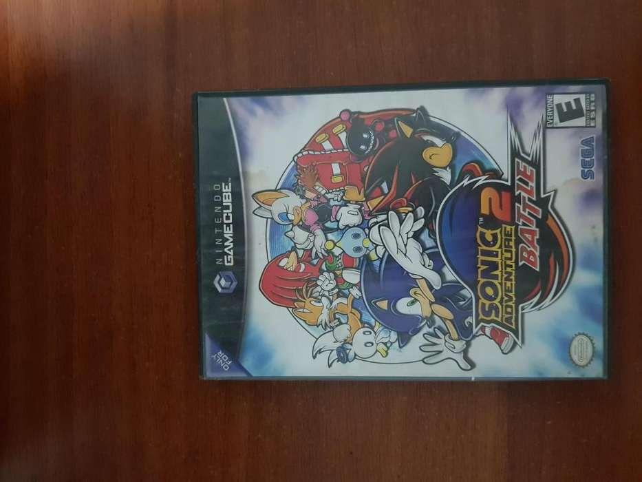 Sonic Adventures 2 Battle