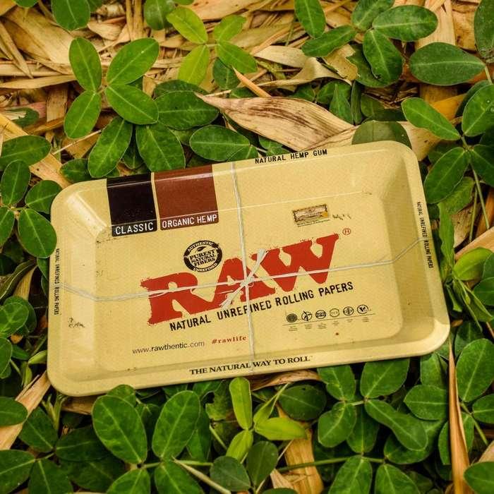Bandeja Raw pequeña, también disponible grande