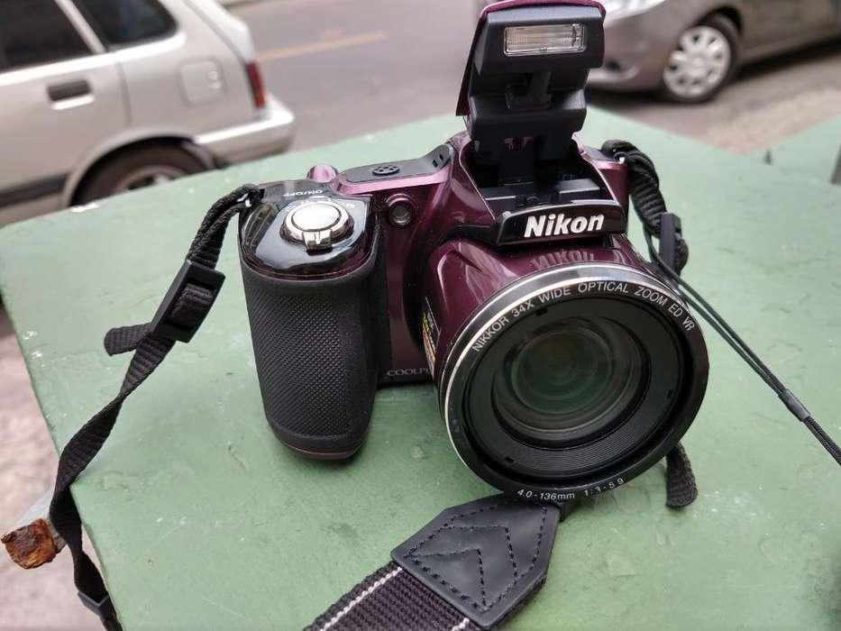Cambio por Celular Camara Nikon Coolpix