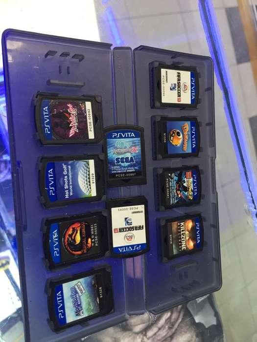 Juegos Ps Vita