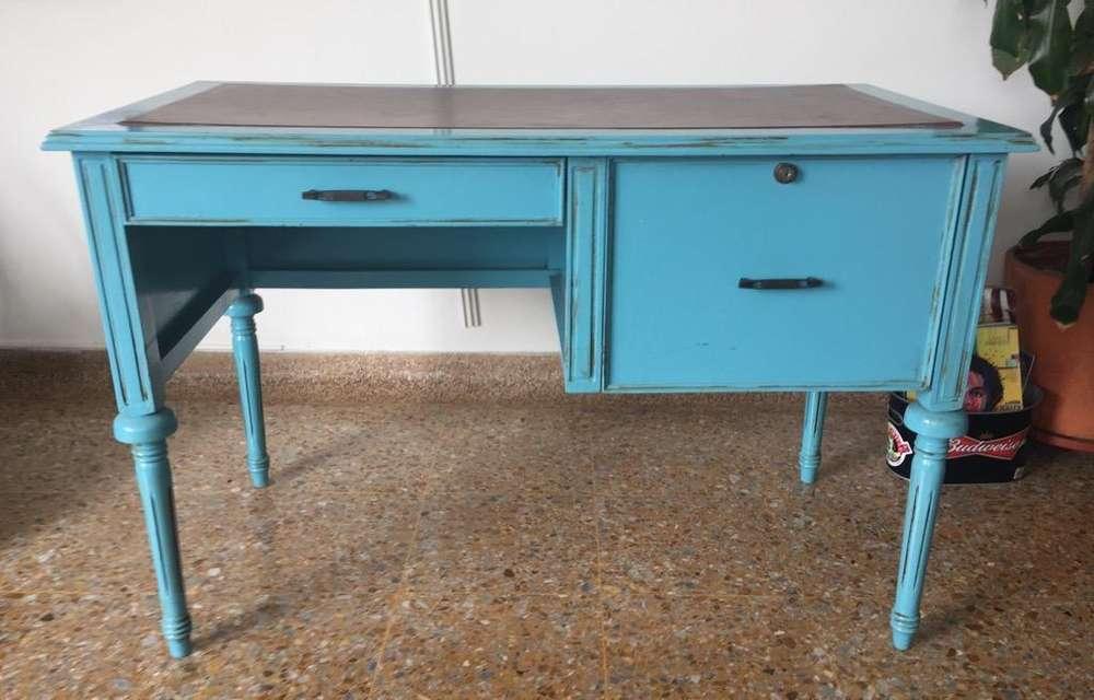 <strong>escritorio</strong> Remodelado Estilo Vintage
