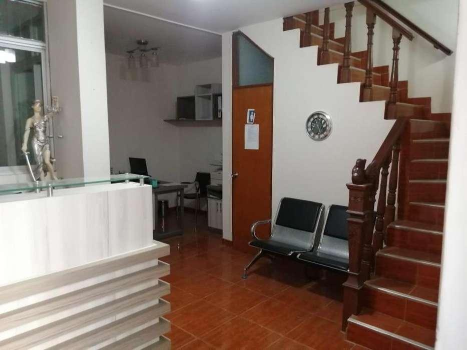 Pequeña casa, ideal para oficinas o vivienda en Chiclayo.