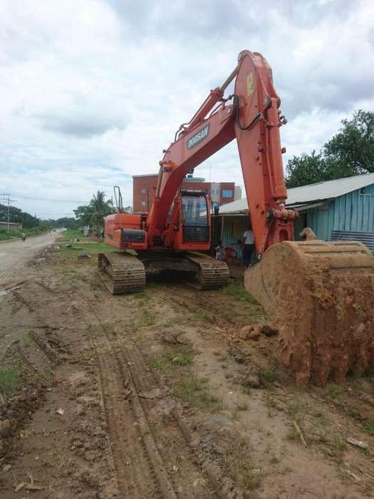 Doosan Excavadora Oruga 148 Hp 2014 Modelo Dx225lca