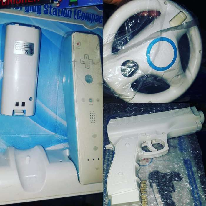Accesorios de Nintendo Wii