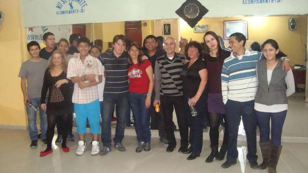 Academia de Bailes Bogota Abanico Ritmico