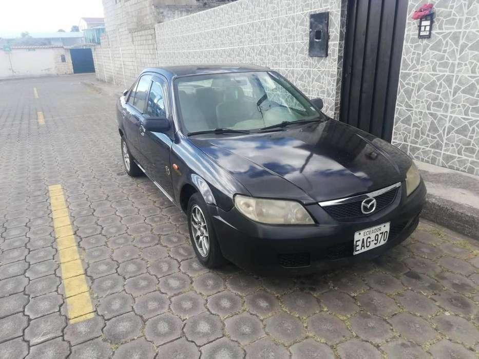 Mazda Allegro 2005 - 517000 km