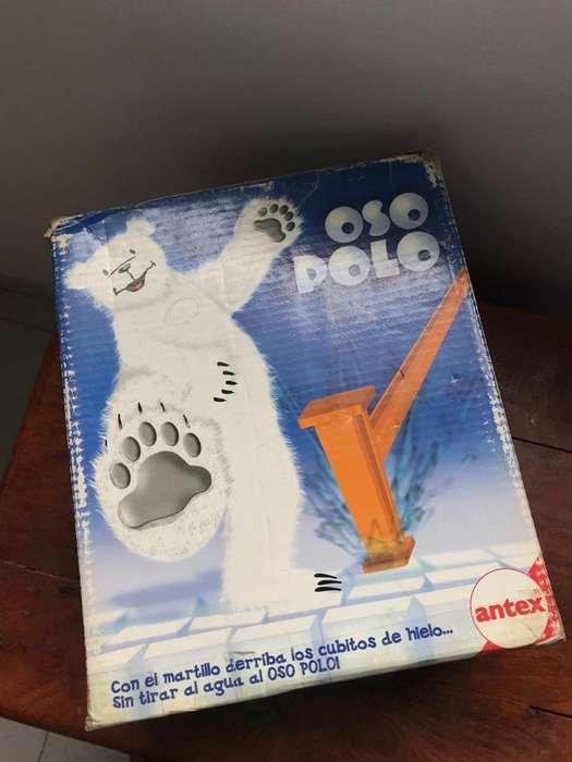 Juego para niños Oso Polo