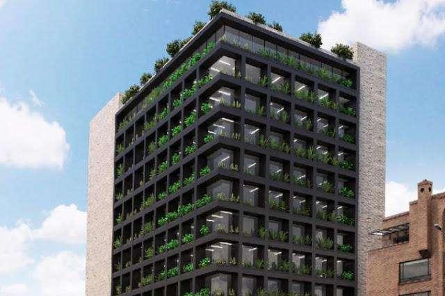 VENTA DE OFICINAS EN SANTA PAULA NORTE BOGOTA 90-59989