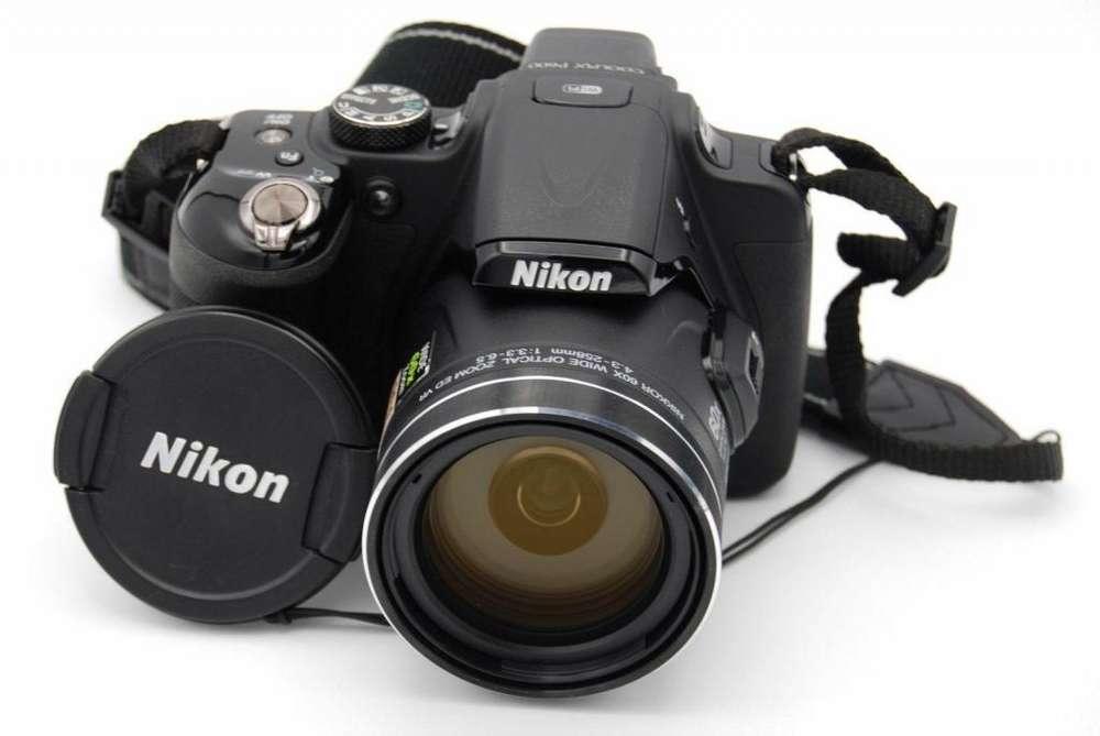 Camara Nikon Coolpix P600 16mpx Wifi 60x Zoom Optico Full Hd