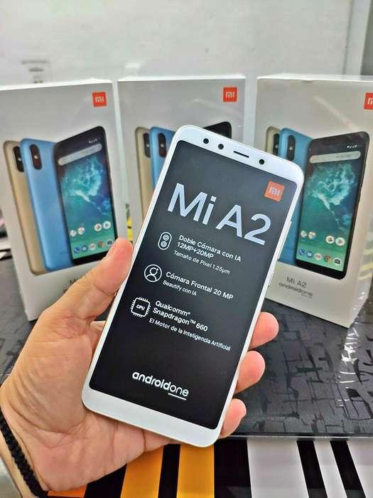 Xiaomi Mi A2 Nuevos Sellados Garantía 1 año