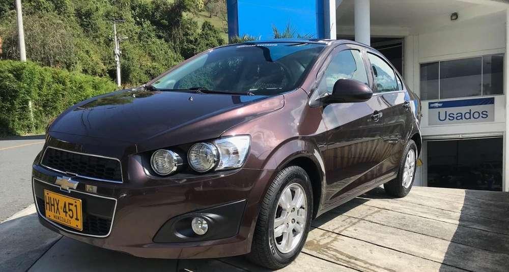 Chevrolet Sonic 2015 - 63198 km