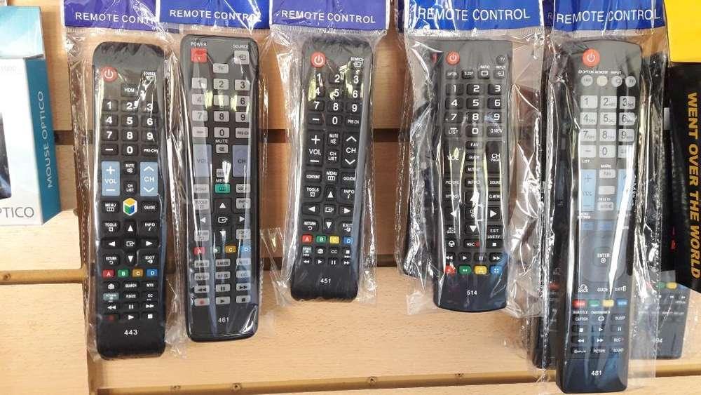 Controles Remotos Originales