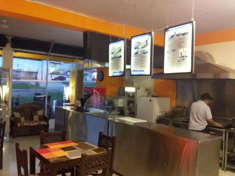 Flamante Restaurante de Venta
