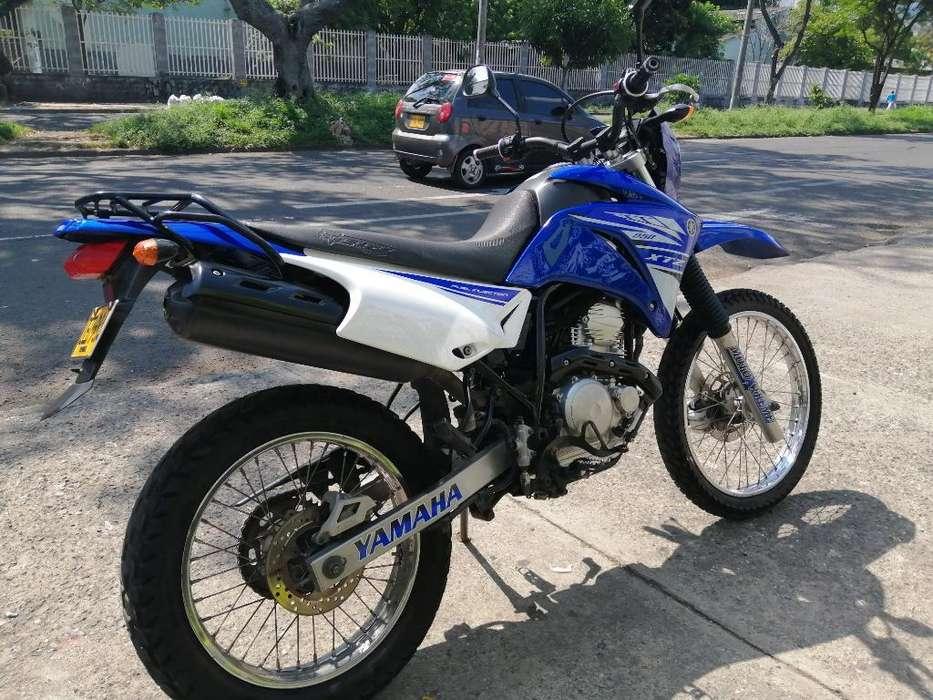 Vendo Yamaha Xtz 250 2013 Papeles Nuevos