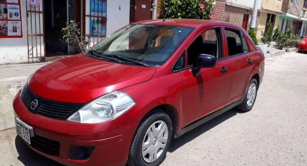 Nissan Tiida 2014 - 19000 km