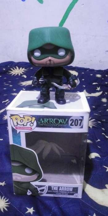 Arrow Funko Pop Tv: Figura de Accion