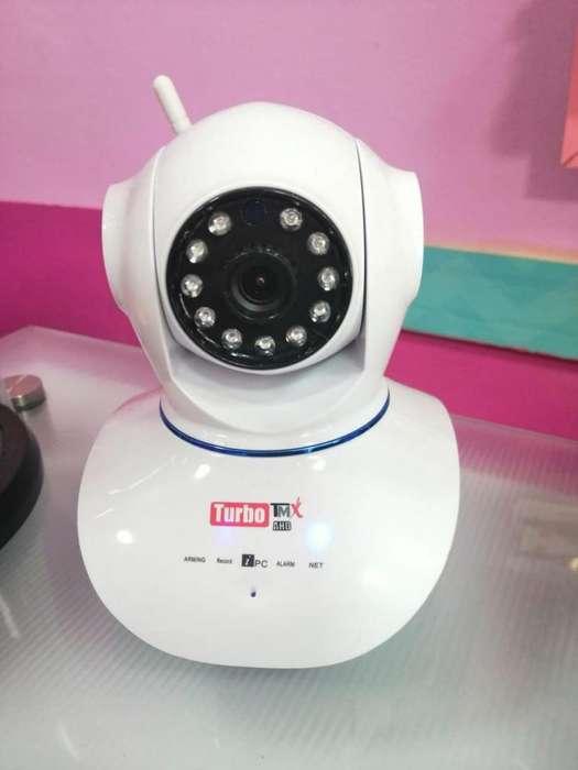 Camara Ip Wifi 360 Vision Nocturna Original