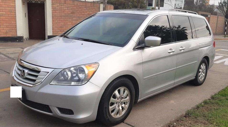 Honda Odyssey 2009 - 70000 km