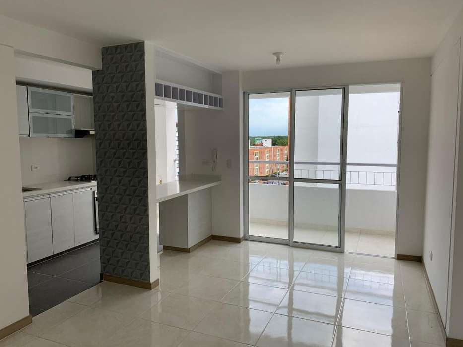 Alquilo apartamento nuevo, para estrenar en Valle del lili unidad residencial Santa Ana