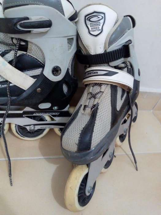 Patines Canariam Speed Fighter