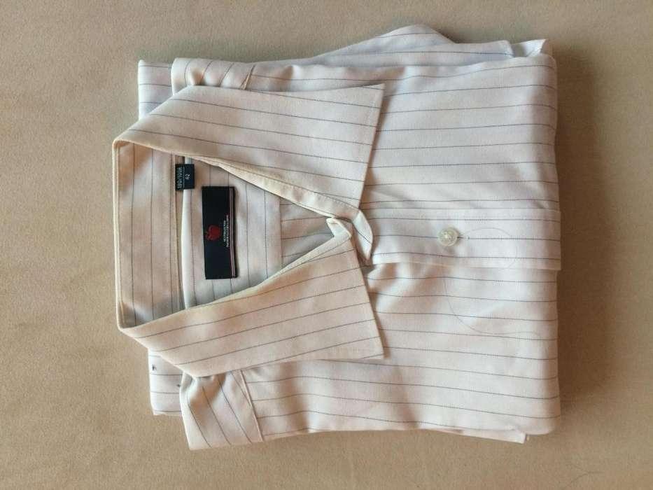 Vendo Camisa marca (Apple) con Lineas Rectas