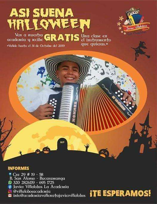 cursos de música en bucaramanga