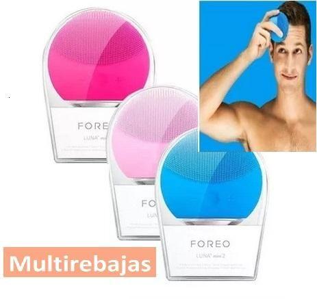Limpiador Facial Exfoliación Masajeador Foreo Para el Cuidado de Tu Piel