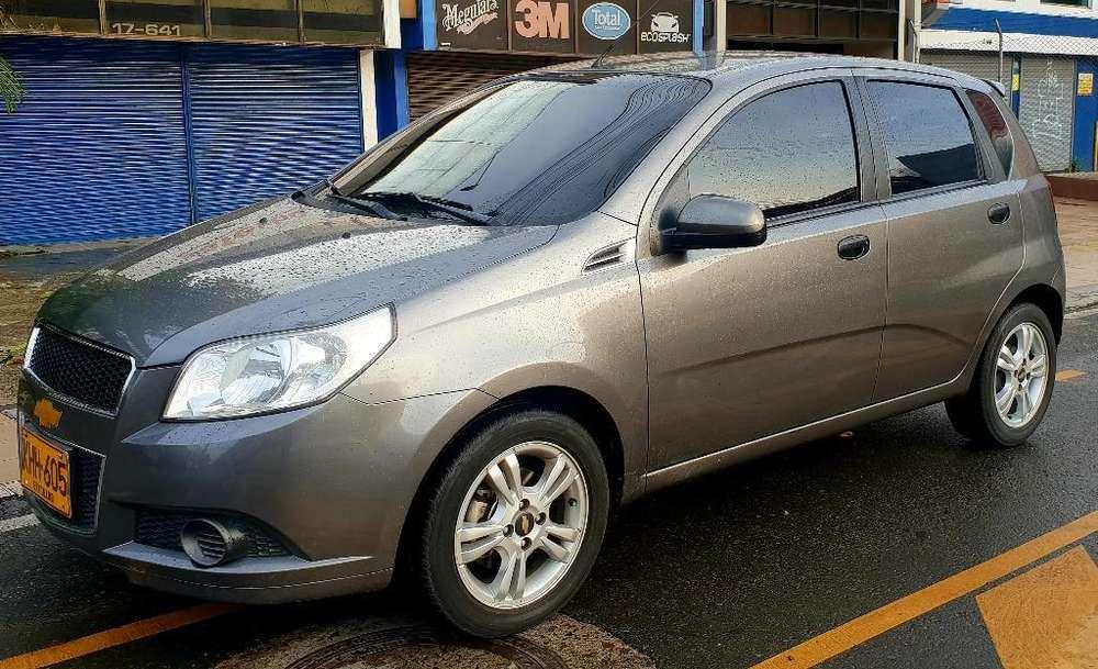 Chevrolet Aveo Emotion 2011 - 54000 km