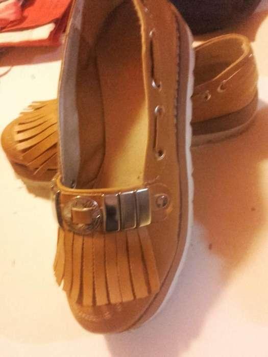 Zapatos Media Estacion
