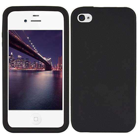 Silicon case iPhone 4