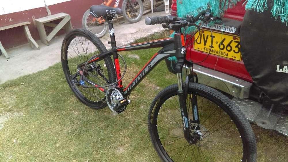 Bicicleta Montaña Optimus GT rin 27,5