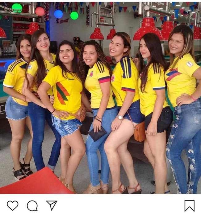 Meseras Colombianas Se Necesitan