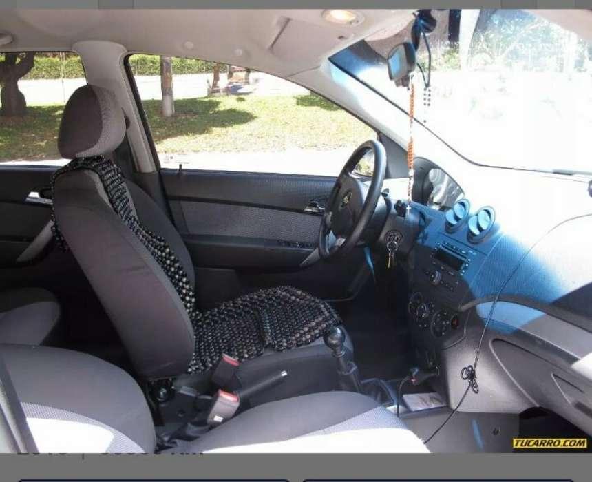 Chevrolet Aveo Emotion 2013 - 63800 km