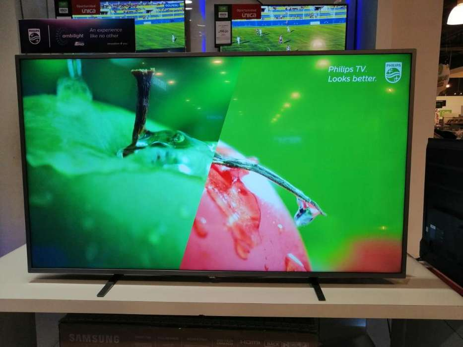 Tv Philips 65 Ultra Hd 4k