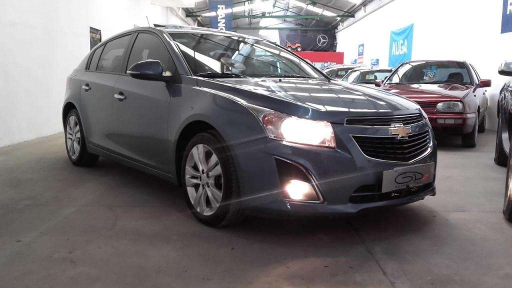 CHEVROLET CRUZE LTZ 100PORCIENTO FINANCIADO