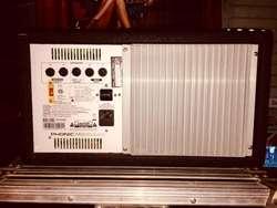 Consola Potenciada Cabezal Phonic Power 740 Powerpod 440w