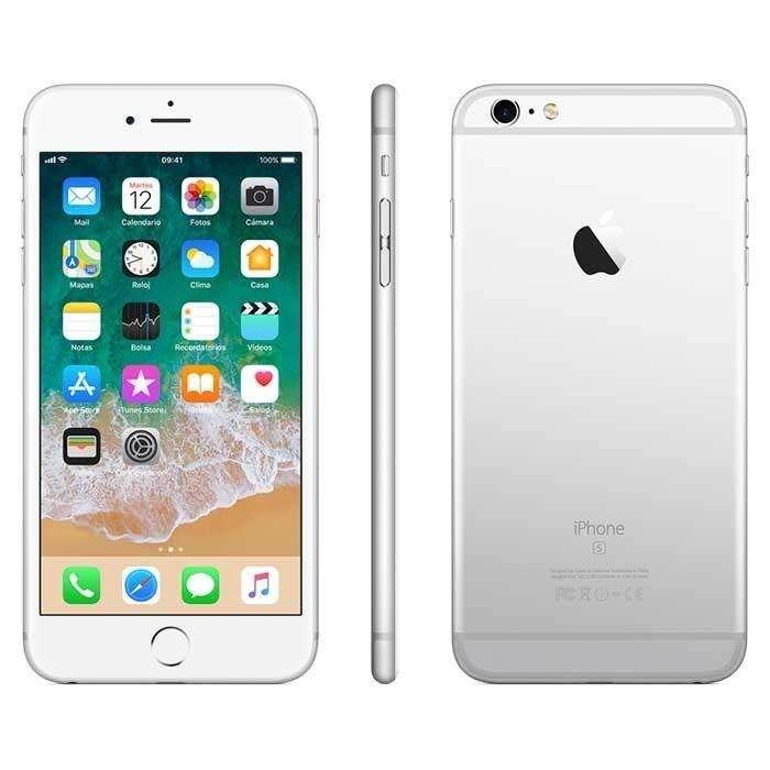 Iphone 6s Plus 64 Gb Nuevo!!! Local!!!
