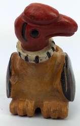Silbador Tipo Condor, Replica Inca, Antiguedades