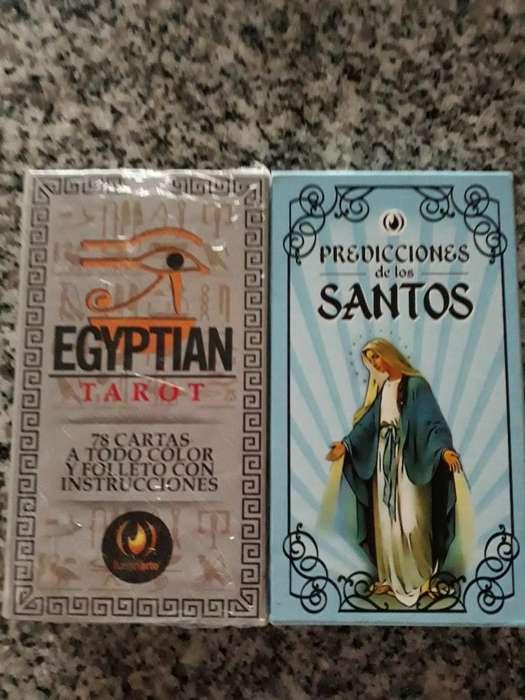 Cartas Del Tarot Egyptian Y Predicciones