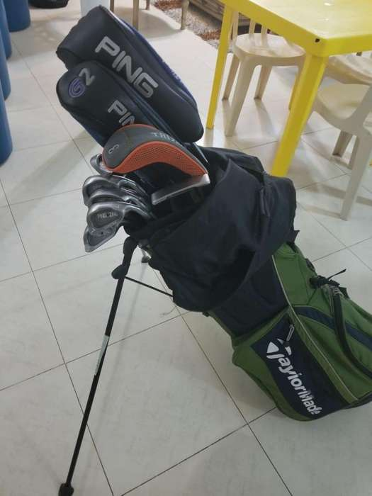 TALEGA DE GOLF TAYLOR MADE