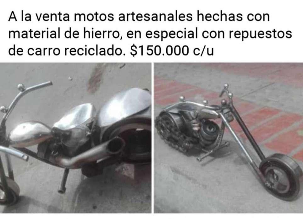 Venta de Motos Artesanales