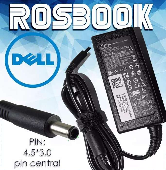 Cargador Notebook Dell Inspiron 14 3458 14 3459 14 3467
