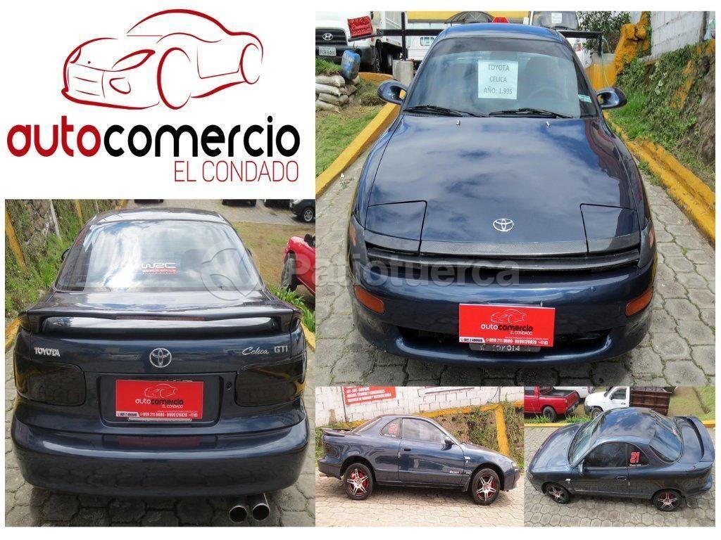 Toyota Celica 1995 hermoso deportivo 100% funcional japones como nuevo