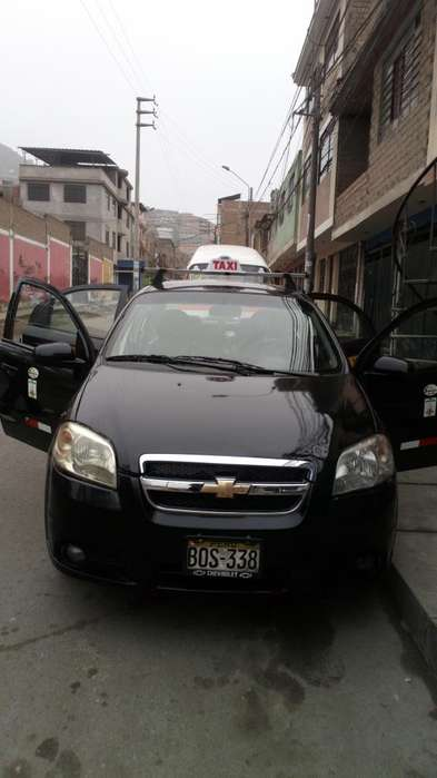 Chevrolet Aveo 2011 - 220000 km