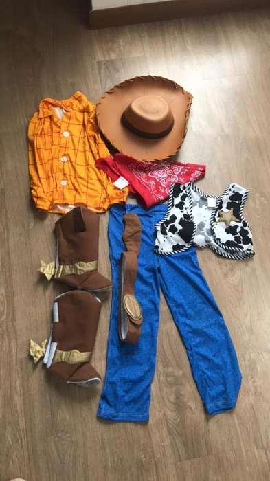 Traje O Disfraz de Woody