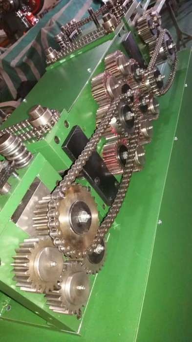 Planchador de flejes DAYSA 190mm x 3mm-usado